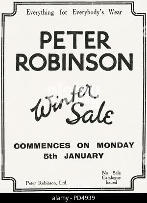 original 1920er jahre vintage print werbung vom englischen verbraucher zeitschriftenwerbung. Black Bedroom Furniture Sets. Home Design Ideas