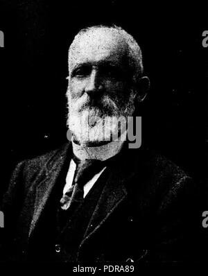 95 Patrick Robertson Gordon (1834 - 1915) - Stockfoto
