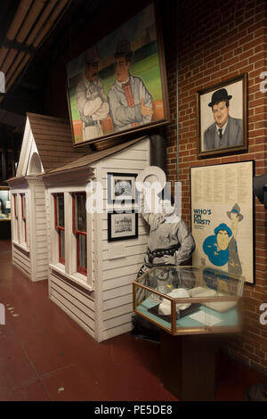 Der Paterson Museum, New Jersey - Stockfoto