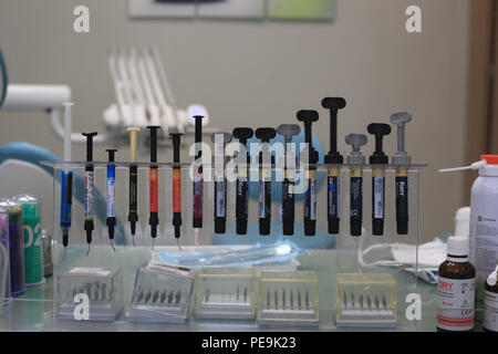 Dentalgeräte - Stockfoto