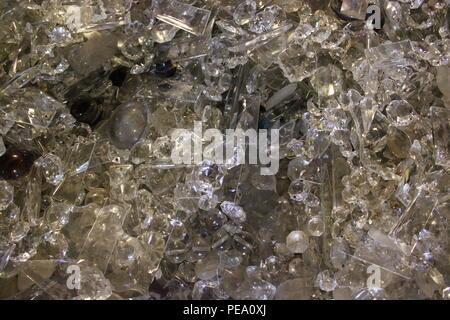 Kronleuchter Klein Quartz ~ Vielzahl von streunenden kronleuchter aus kristall und glas stück