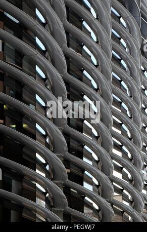 Moderne Architektur Wolkenkratzer, Financial District, Central London, England