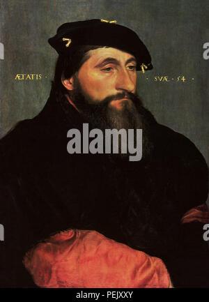 Herzog Anton der Gute, Holbein, Hans, der Jüngere - Stockfoto