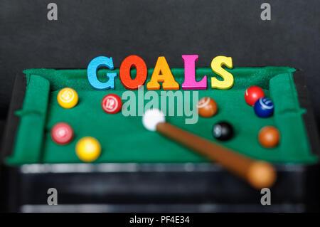 Konzeptionelle Bild der geschäftlichen Erfolg Strategie - Stockfoto