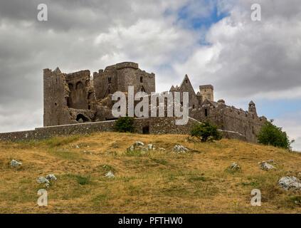 Rock of Cashel, Tipperary, Irland - Stockfoto