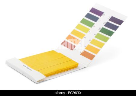 die ph skala universal indikator ph farbkarte diagramm sauren alkalischen bereich allgemeine. Black Bedroom Furniture Sets. Home Design Ideas