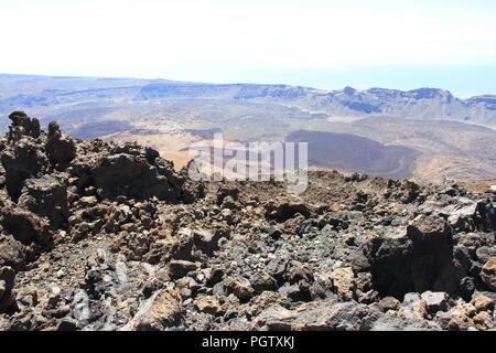 Der Teide, Teneriffa - Stockfoto