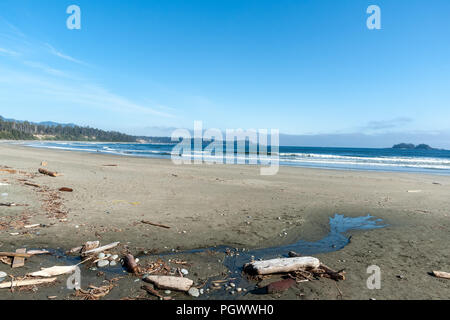 In Tofino Long Beach-BC, Kanada - Stockfoto