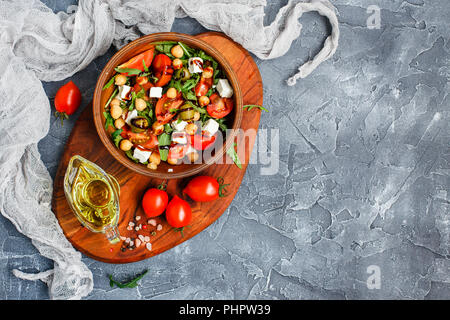 Frühjahr Salat - Stockfoto