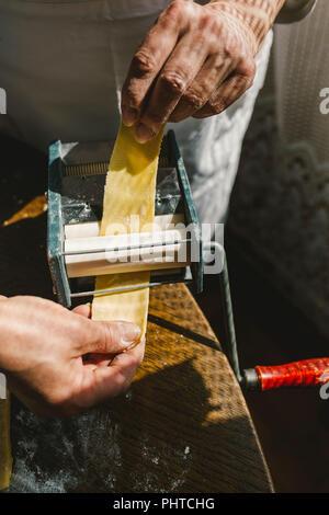 hausgemachte traditionelle italienische k che vorbereiten stockfoto bild 104272272 alamy. Black Bedroom Furniture Sets. Home Design Ideas