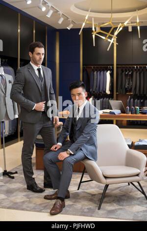 Porträt der jungen Unternehmer - Stockfoto