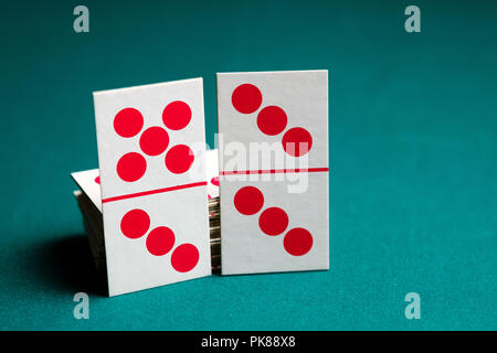Dominos Karte