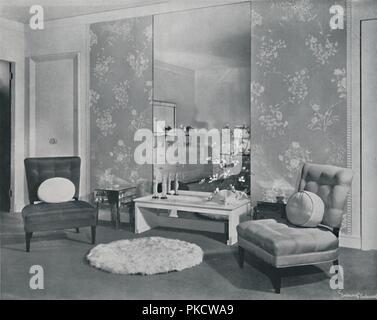 Schlafzimmer, Moderne Bed Orientalische Möbel Wandleuchte Auf Beige ...