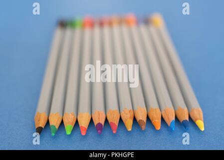 Blei in meinem Bleistift - Stockfoto