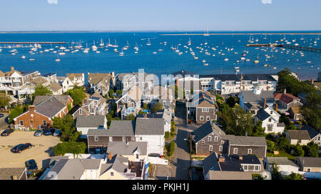 Provincetown, MA, USA - Stockfoto