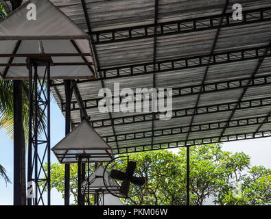 Favorit Blech Dach mit Isolierung der modernen Fabrik in Thailand WQ17