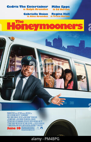 "Szene aus ""The Honeymooners"" - Poster 2005 - Stockfoto"