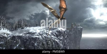 """Studio Werbung immer noch von """"Beowulf""""-Szene noch © 2007 Warner Datei Referenz # 30738782 THA nur für redaktionelle Verwendung - Alle Rechte vorbehalten - Stockfoto"""