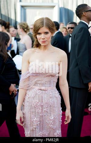Kate Mara kommt für die 84. jährlichen Academy Awards aus Hollywood, CA Februar 26, 2012. - Stockfoto