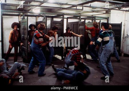 """Studio Werbung immer noch von der """"Warriors""""-Szene noch © 1979 Paramount Alle Rechte vorbehalten Datei Referenz # 31718014 THA für die redaktionelle Nutzung nur - Stockfoto"""