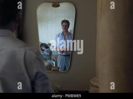 "Angelina Jolie und Brad Pitt, ""Am Meer"" (2015), Universal - Stockfoto"