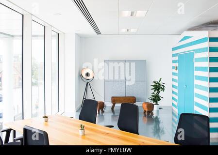 Plan Strand Thema Office Open - Stockfoto