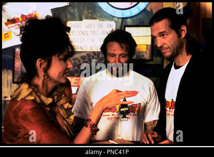 Mercedes Ruehl Robin Williams Jeff Bridges The Fisher King 1991
