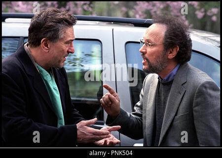 Prod DB © Village Roadshow - Tribeca/DR-MAFIA BLUES 2 (Analysieren) de Harold Ramis 2002 USA avec Robert De Niro und Billy Crystal sequelle, Suite, - Stockfoto