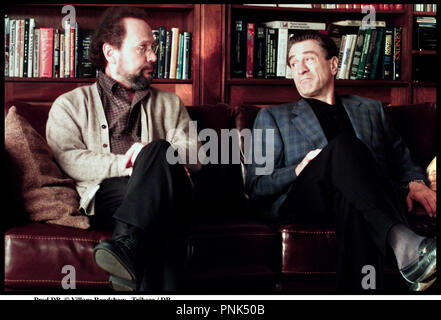 Prod DB © Village Roadshow - Tribeca/DR-MAFIA BLUES 2 (Analysieren) de Harold Ramis 2002 USA avec Billy Crystal und Robert De Niro sequelle, Suite, psychanalyze, - Stockfoto