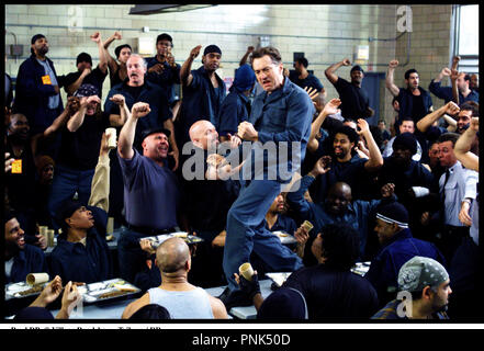 Prod DB © Village Roadshow - Tribeca/DR-MAFIA BLUES 2 (Analysieren) de Harold Ramis 2002 USA avec Robert De Niro sequelle, Suite, Gefängnis, Rock'n Roll, meneur, Leader, - Stockfoto