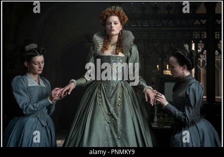 Mary Queen Of Scots Focus Features Film 2018 Mit Margot Robbie Als