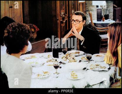 Prod DB © Universal Pictures/DR, de Milos Forman 1971 USA avec Lynn Carlin, Buck Henry et Linnea Heacock Restaurant en famille - Stockfoto
