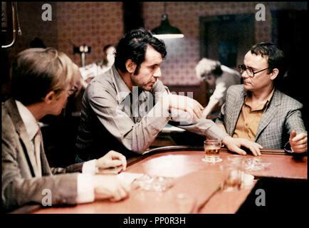 Prod DB © Universal Pictures/DR, de Milos Forman 1971 USA avec Buck Henry Bar, Comptoir, Saoul, ivrogne - Stockfoto