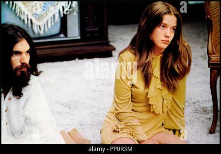 Prod DB © Universal Pictures/DR, de Milos Forman 1971 USA avec David Gittler et Linnea Heacock adolescente, Hippie - Stockfoto