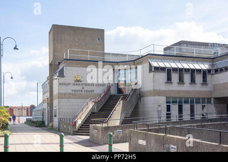 Bexley Magistrates' Court, Norwich, Bexleyheath, London Borough von Bexley, Greater London, England, Vereinigtes Königreich - Stockfoto
