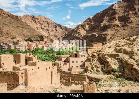 Die Todgha Schluchten, Marokko - Stockfoto
