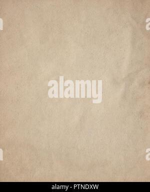 Alte braune Papier Texturen - perfekte Hintergrund mit Platz für Text oder Bild - Stockfoto