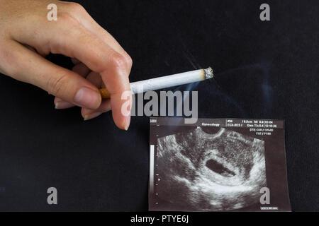 rauchen vor der schwangerschaft