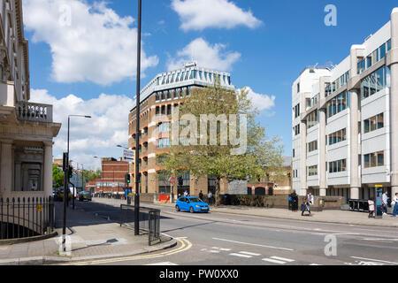 Bessborough Straße, Pimlico, Westminster, London, England, Vereinigtes Königreich - Stockfoto