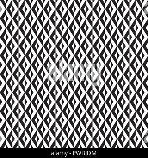 Nahtloser abstrakter Hintergrund mit geometrischem OP-Kunstmuster - Stockfoto
