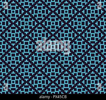 Geometrisch einfachen Luxus blau minimalistische Muster mit Linien. Kann als Hintergrund, Hintergrund- oder Textur verwendet werden. - Stockfoto