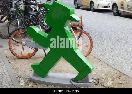 Die Kleinen Grünen - Stockfoto