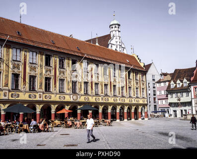 Deutschland, Memmingen - Stockfoto