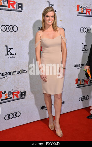 Los Angeles, Kalifornien, USA. 24. Oktober, 2018. Missi Pyle am Los Angeles Premiere für uspiria' im Cinerama Dome. Bild: Paul Smith/Featureflash Credit: Paul Smith/Alamy leben Nachrichten - Stockfoto