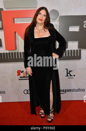 Los Angeles, Kalifornien, USA. 24. Oktober, 2018. Barbara Magnolfi am Los Angeles Premiere für uspiria' im Cinerama Dome. Bild: Paul Smith/Featureflash Credit: Paul Smith/Alamy leben Nachrichten - Stockfoto