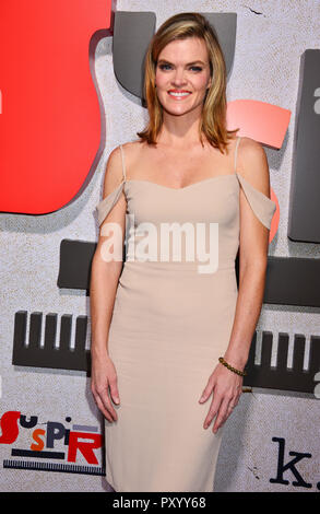 Los Angeles, Kalifornien, USA. 24. Oktober, 2018. Missi Pyle058 besucht die Premiere von Amazon Studios Suspiria am ArcLight Cinerama Dome am 24. Oktober 2018 in Hollywood, California Credit: Tsuni/USA/Alamy leben Nachrichten - Stockfoto