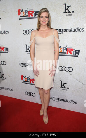 LOS ANGELES, Ca - 24. Oktober: Missi Pyle am Los Angeles Premiere von Suspiria am Arclight Hollywood Cinerama Dome am 24. Oktober 2018 in Los Angeles, Kalifornien. Credit: Faye Sadou/MediaPunch - Stockfoto