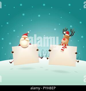 cartoon nordpol holz schild mit niedlichen kleinen v gel. Black Bedroom Furniture Sets. Home Design Ideas