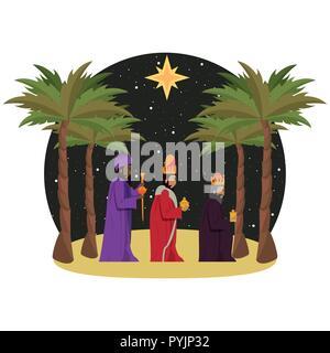 Traditionelle christliche Weihnachten - Stockfoto