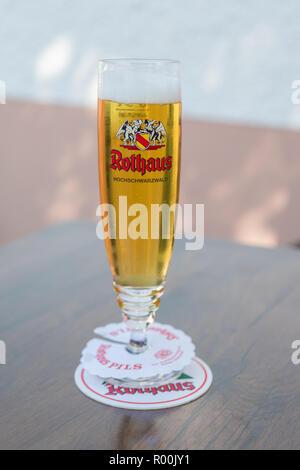 Höchstgelegene Brauerei Deutschlands